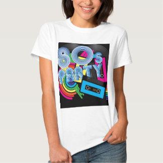 80 Retro Party Tee Shirt