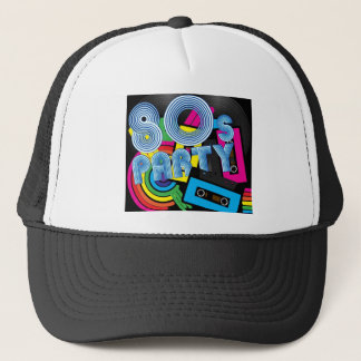 80 Retro Party Trucker Hat