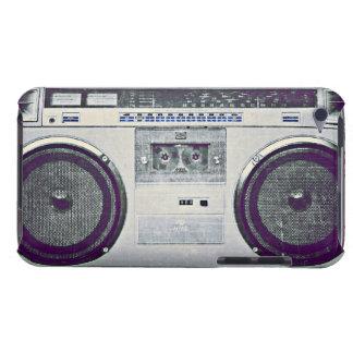 80 s ghetto blaster iPod touch case