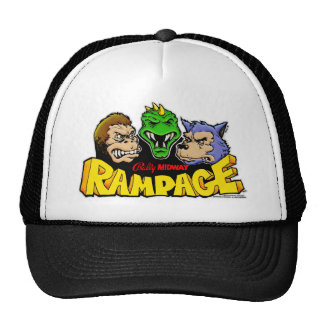80 s Rampage Cap Hats