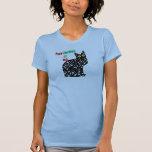 80 Snow Cat Purr-fection T Shirt