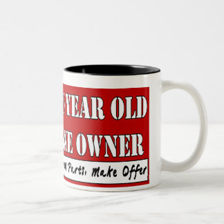 80 Year Old, One Owner - Needs Parts, Make Offer Coffee Mugs