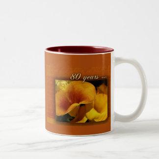 80 years and counting coffee mugs