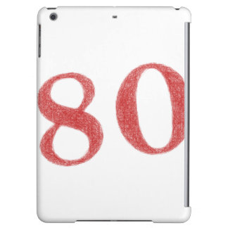 80 years anniversary iPad air cases