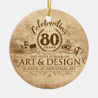 80 years of SIA & A&D Ornament