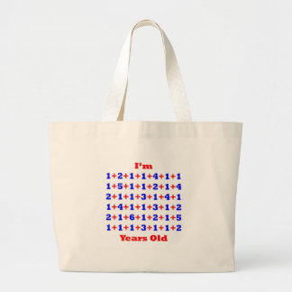 80 Years old! Canvas Bag