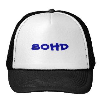 80HD TRUCKER HAT