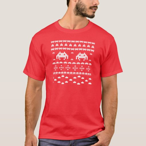 80's Arcade Ugly Christmas Sweater