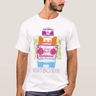 80s BeatBoxer Robot T-Shirt
