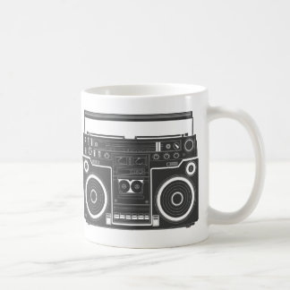 80s Boombox Coffee Mug