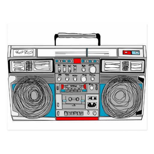 Cartoon Boombox Gifts - T-Shirts, Art, Posters & Other ...