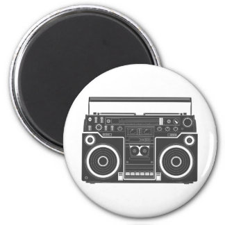 80s Boombox Magnet