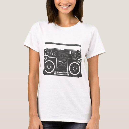 80s Boombox T-Shirt