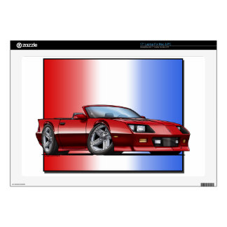 80s_Camaro_Convertible Decal For Laptop