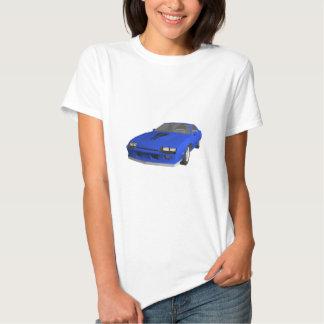 80's Camaro Sports Car: 3D Model: Shirt