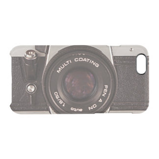 80's camera uncommon clearly™ deflector iPhone 6 case