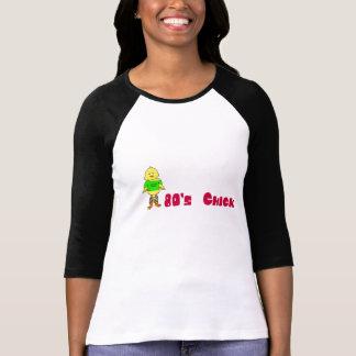 80's Chick Ladies Shirt T-Shirt