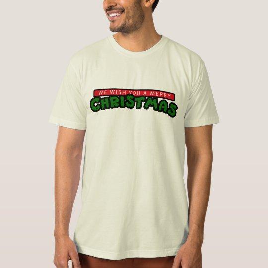 80s Christmas T-Shirt