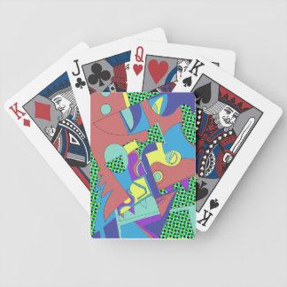 80's design cards