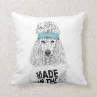 80s dog pillows
