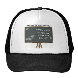 80s Flashback - Chalkboard Trucker Hat