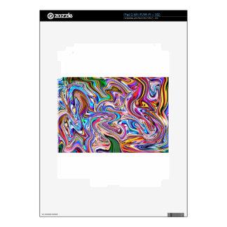 80s Flow iPad 2 Decals