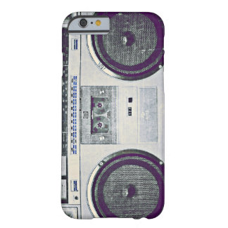 80's ghetto blaster barely there iPhone 6 case