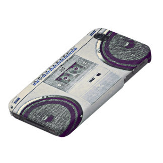 80's ghetto blaster case for iPhone 4