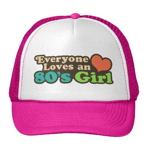 80's Girl Trucker Hat