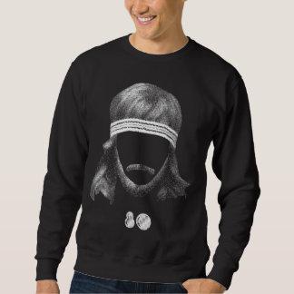 80's hairstyle sweatshirt