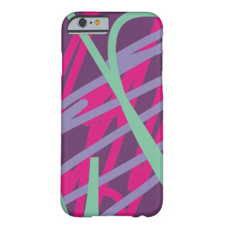 80s iphone eighties vintage splash medley art barely there iPhone 6 case