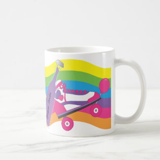 80's Line-up Coffee Mug