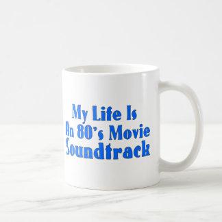80's Movie Soundtrack Coffee Mug