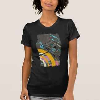 80's Music Cassette Tape T-shirt