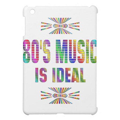80s Music is Ideal iPad Mini Cases