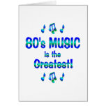 80s Music is the Greatest Card