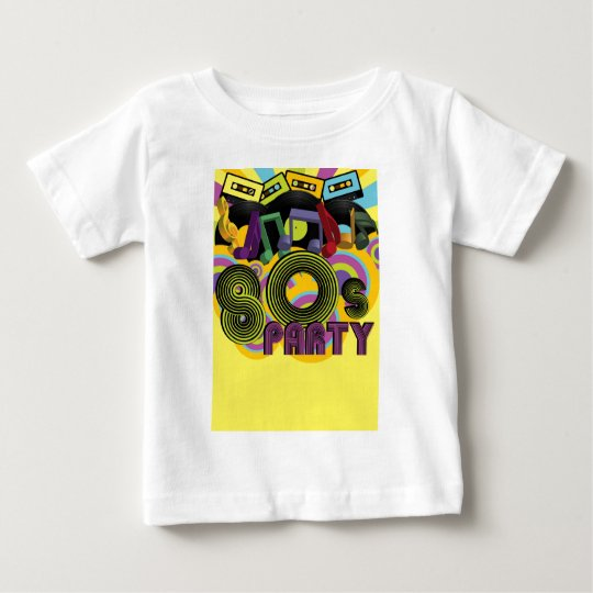 80s Party Baby T-Shirt
