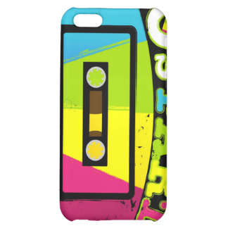 80s Party Background Case For iPhone 5C