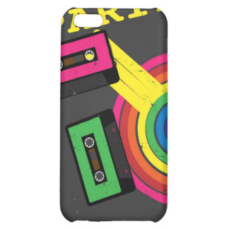 80s party iPhone 5C cases