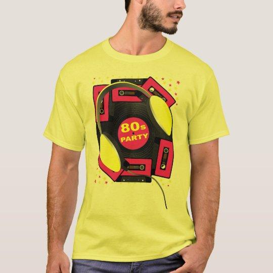 80's Party T-Shirt