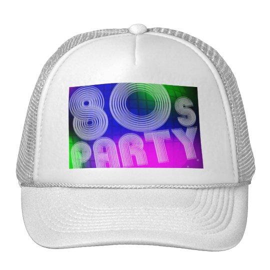80s Party Trucker Hat