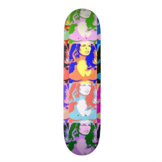~80's Pin Up Pop Art~ SKATE DECK, CUSTOMIZE IT! Skateboard Deck