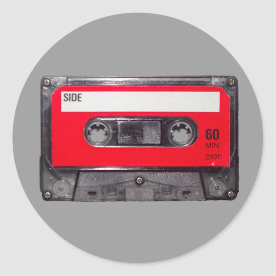 80's Red Label Cassette