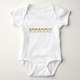 80s Retro Bodacious Baby Bodysuit