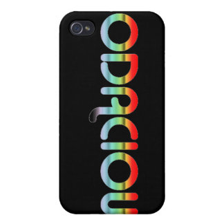 80s Retro Bodacious Cover For iPhone 4