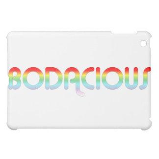 80s Retro Bodacious iPad Mini Cover