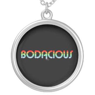 80s Retro Bodacious Custom Necklace