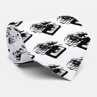 80's Retro Design - Audio Cassette Tapes Neck Tie
