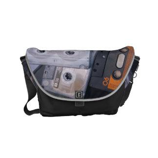 80's Retro Design Small Messenger Bag