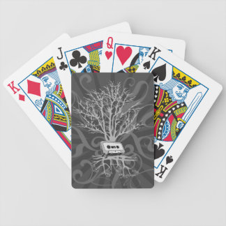 80s Roots Bicycle Playing Cards